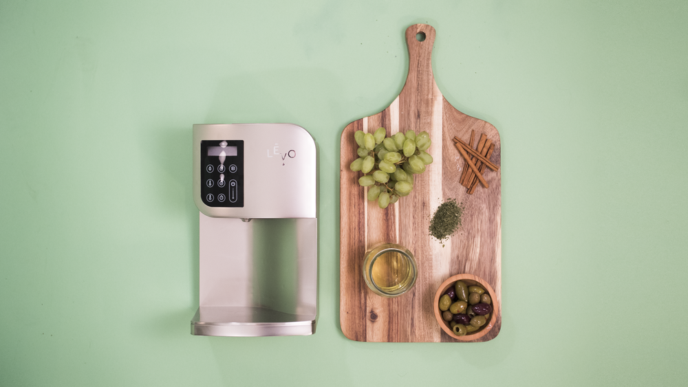 marijuana infusions made easy with levo