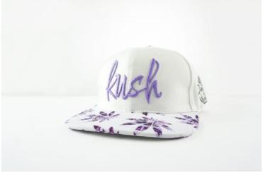 Kush Hemp Snapback  available here