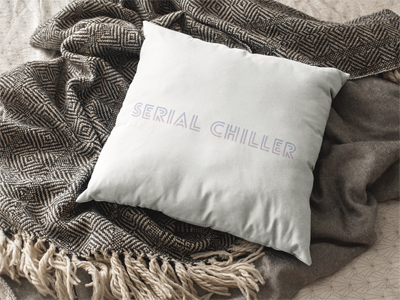Serial Chiller Pillow