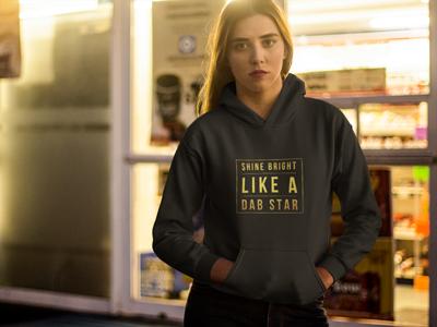Dab Star hoodie