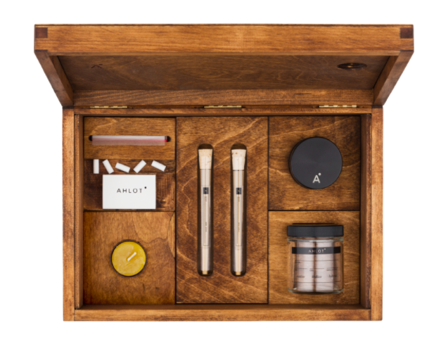 Ahlot Ritual Box