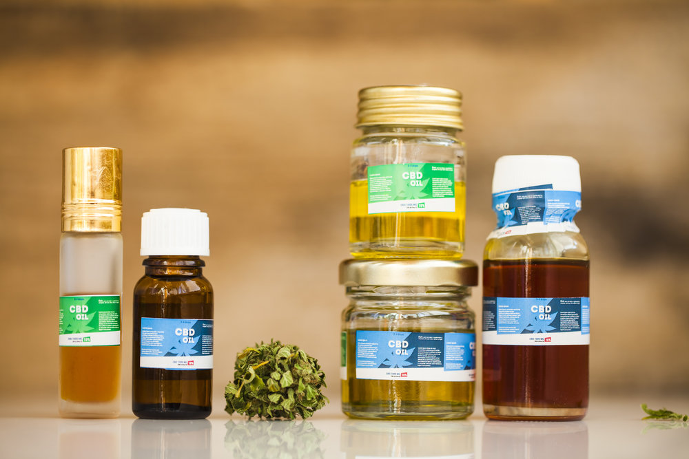 cbd based products