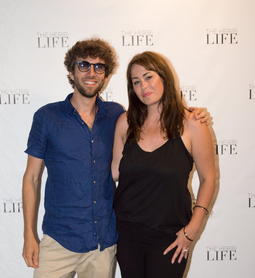 Adam Greenblatt, Canopy and Gill Polard, Her(B) Life