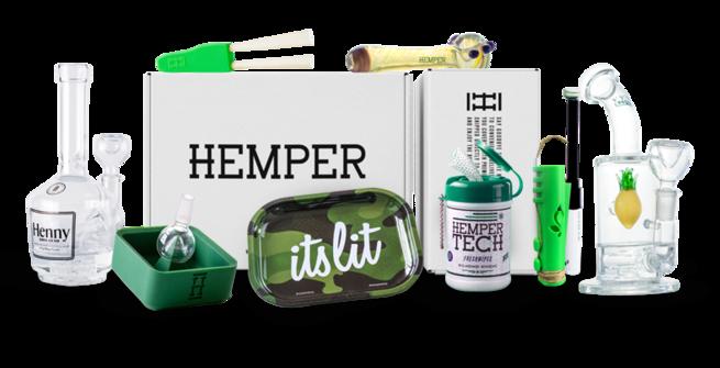 Hemper Box