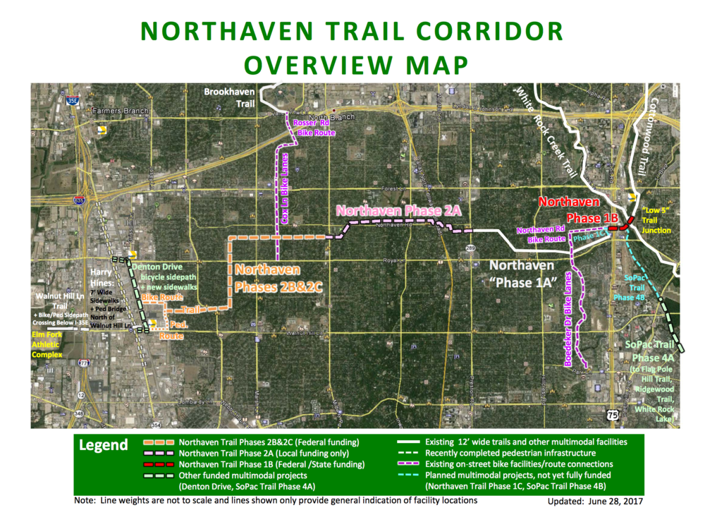 Northaven Trail Expansion June  2017.png