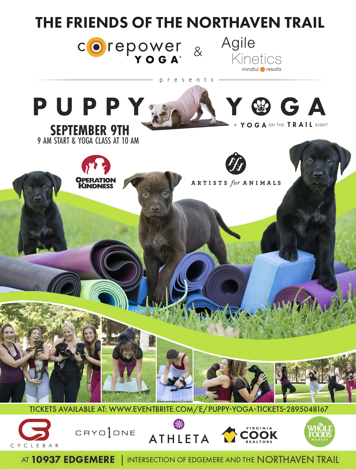 Side1-Puppy Yoga