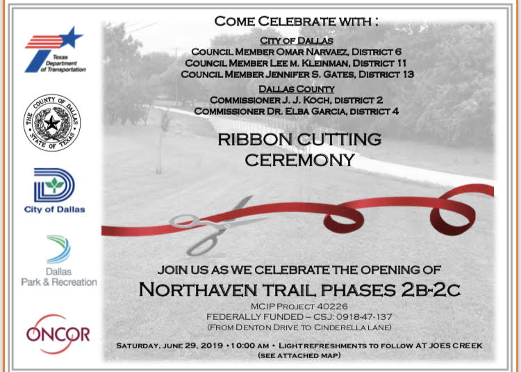 Events — Friends of Northaven Trail