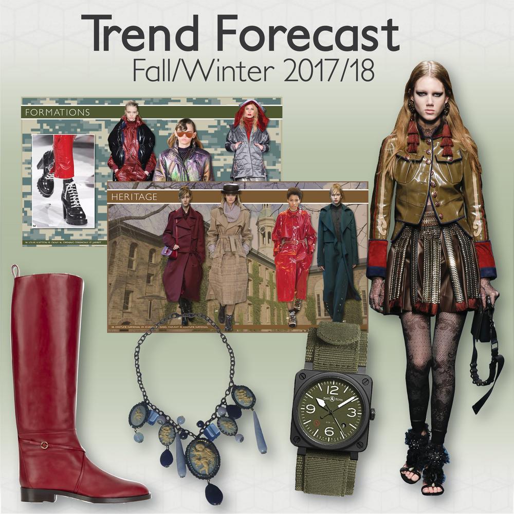 fall winter 2017 18 trends forecast colour trends. Black Bedroom Furniture Sets. Home Design Ideas