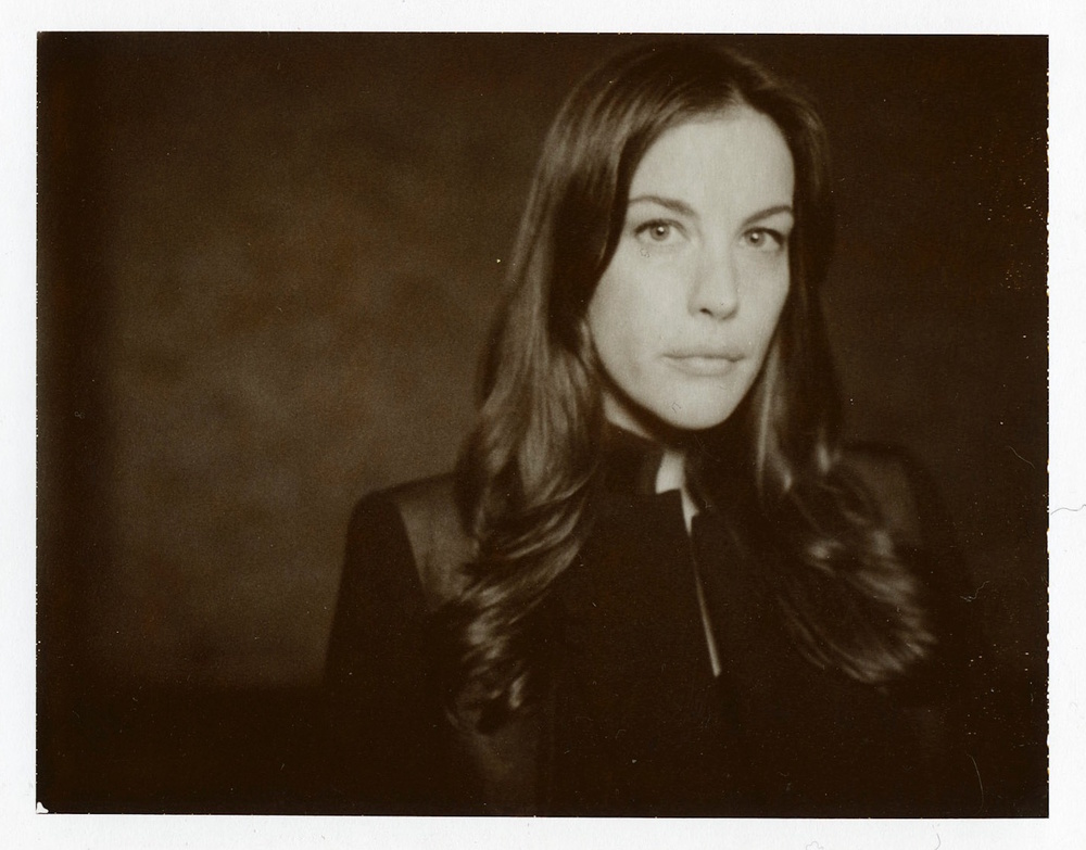 Liv Tyler by Danny Clinch