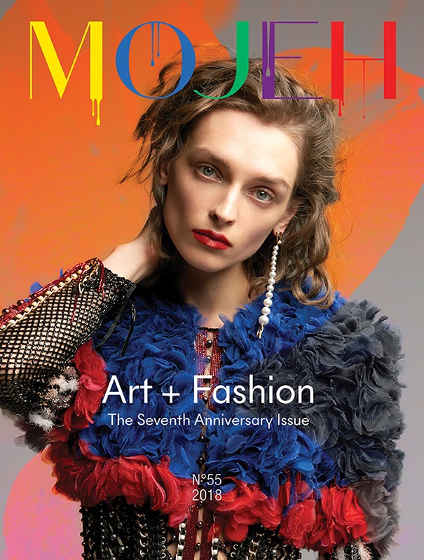 MOJEH March Spring Issue 2018 Dimitri Hyacinthe