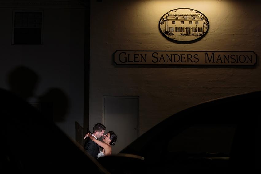 Glen Sanders MAnsion