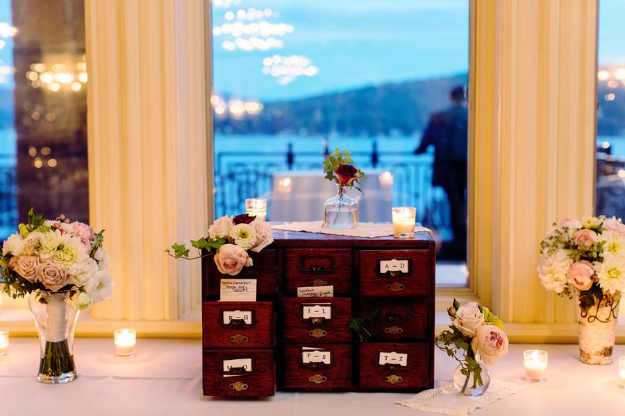 Heavenscent Floral Art-The Inn at Erlowest Wedding