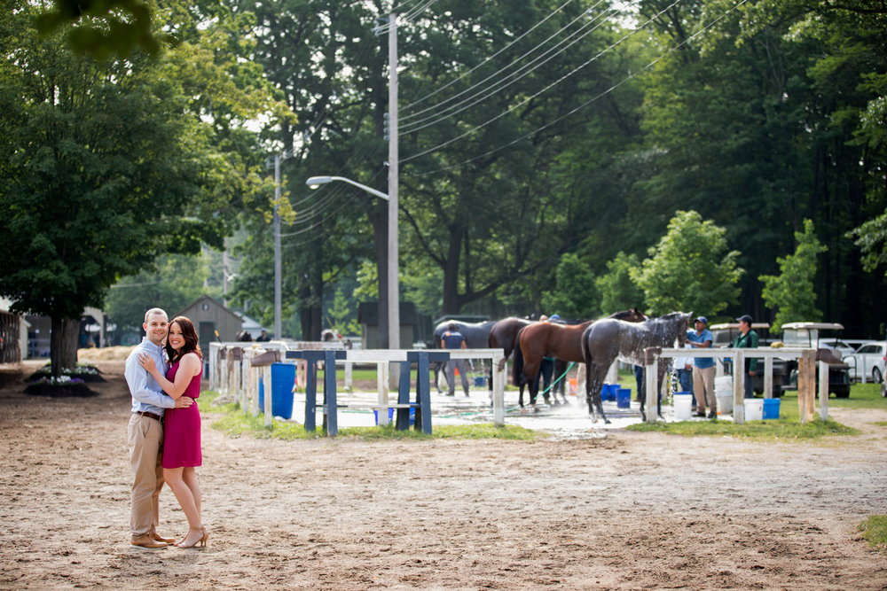 Saratoga NY Engagement and Horse Photography19.jpg
