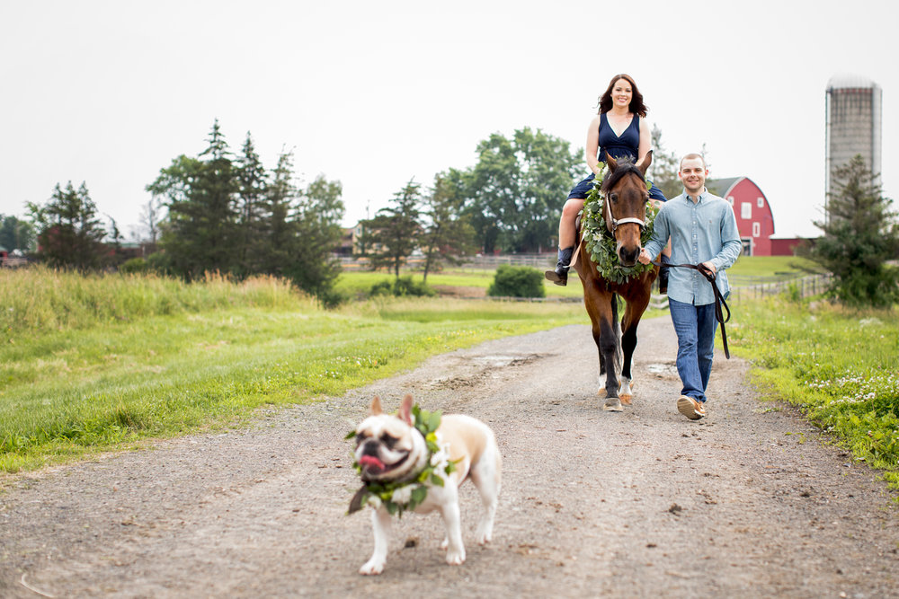 Saratoga NY Engagement and Horse Photography29.jpg