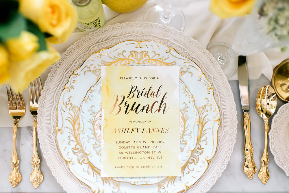 lemon-bridal-shower-brunch-tablescape