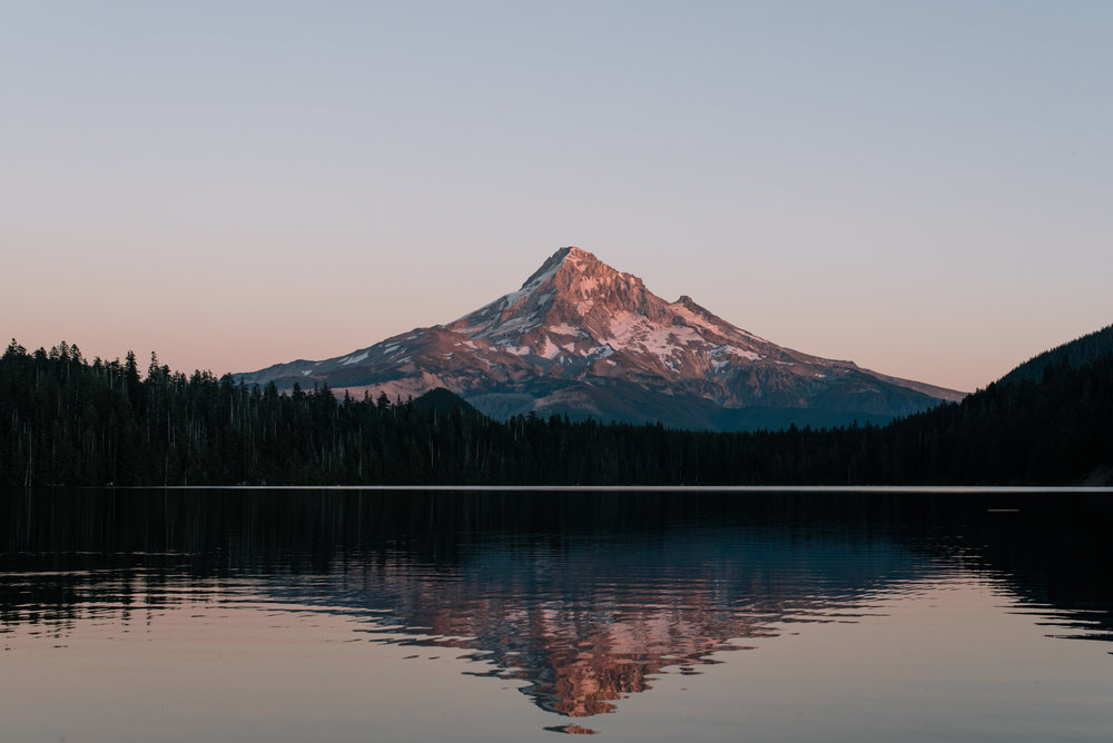 Lost Lake, Mount Hood