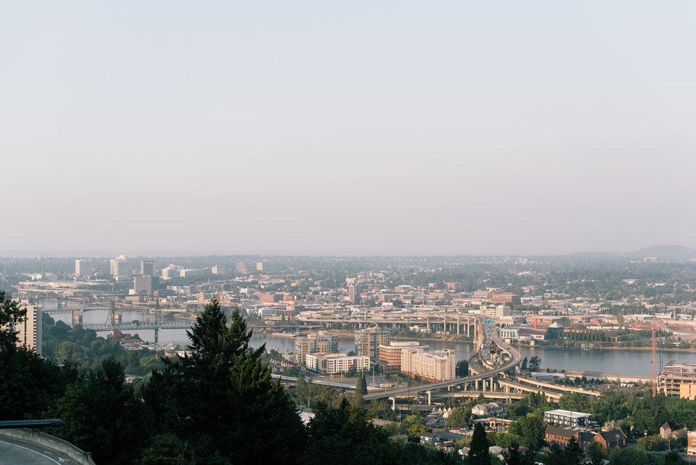 Portland - OREGON