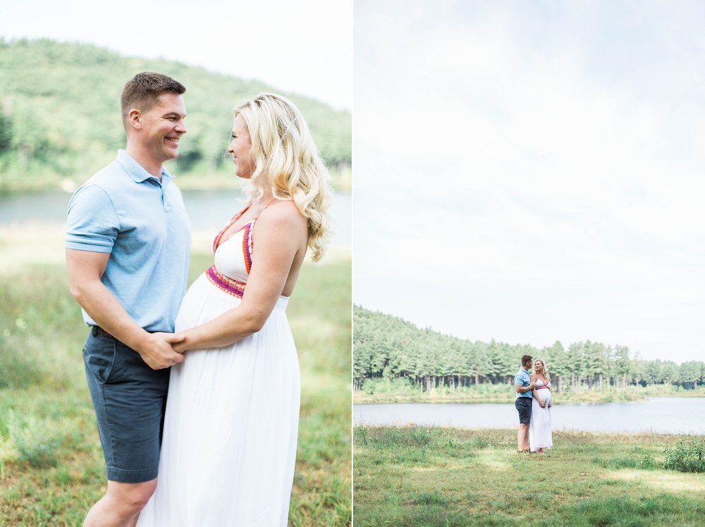 Clough State Park Photo Session | New Hampshire Photographer | New England Photographer | Madison Rae Photography