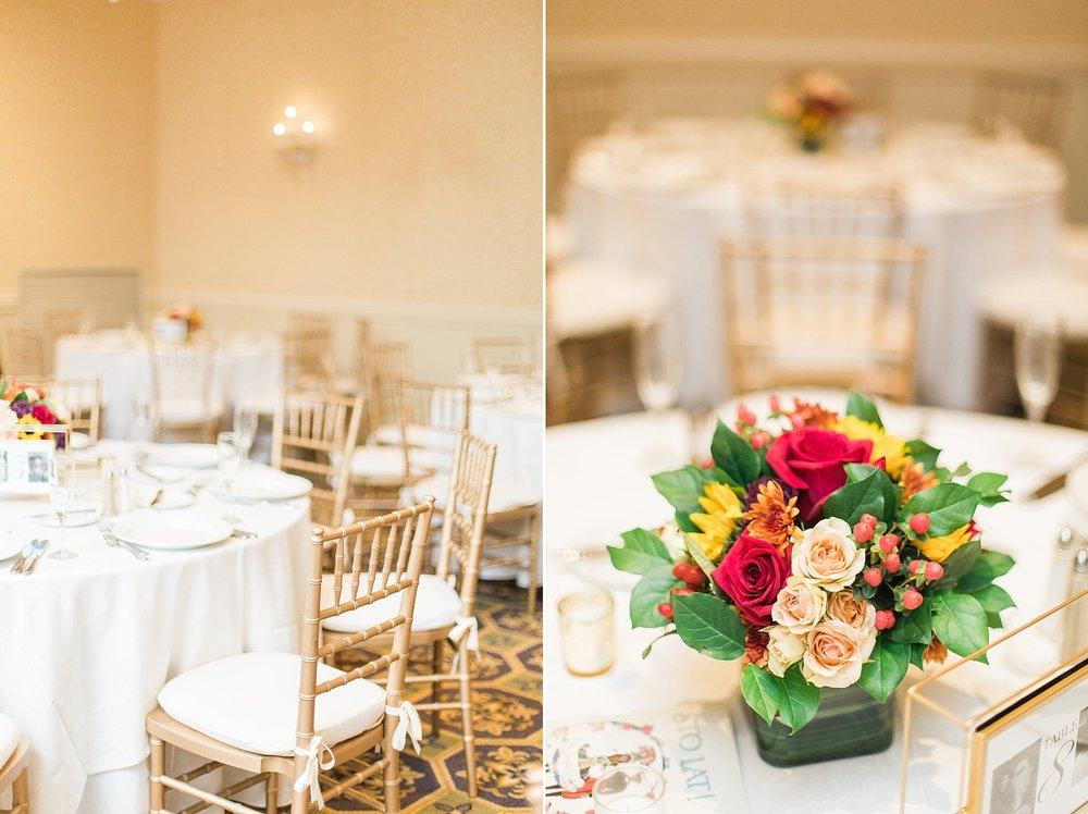 Omni Parker House wedding in Boston