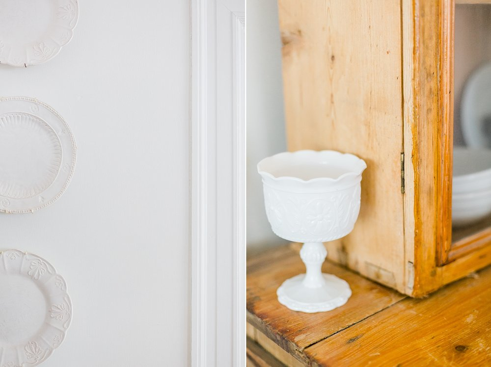Simple Home Decor - New Hampshire Home - Madison Rae Photography