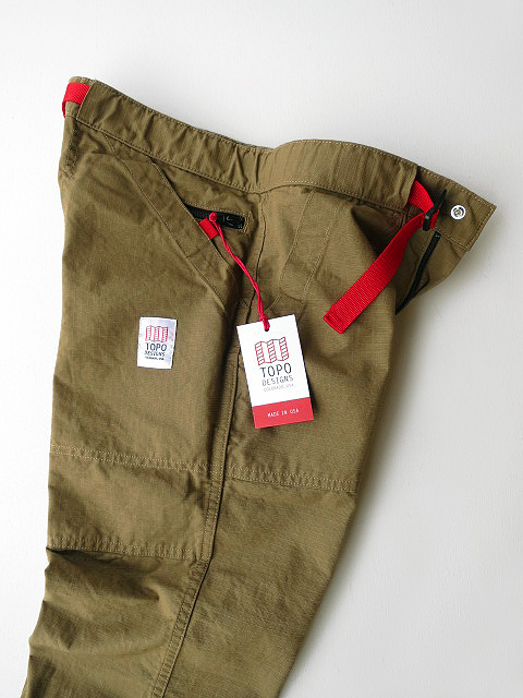 TOPO mountain pants $79