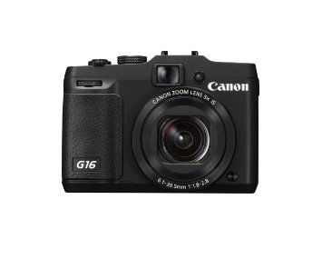 canon powershot g16 [video] $599