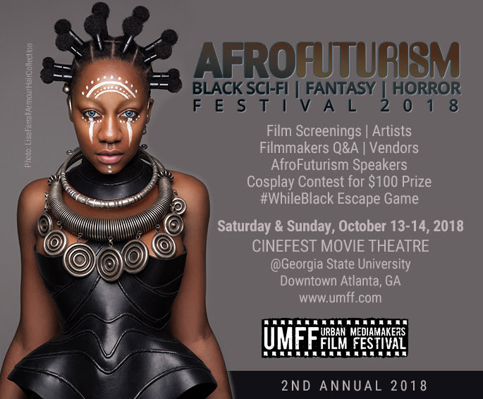 Afrofuturism Film Festival