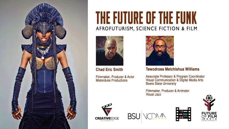 Future of the Funk: Afrofuturism, Science Fiction and Film