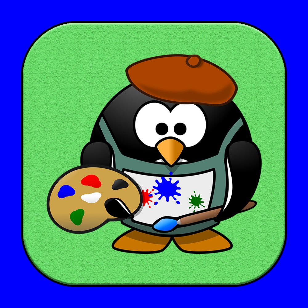 Funny Penguin Stickers Icon - 1024x1024.png