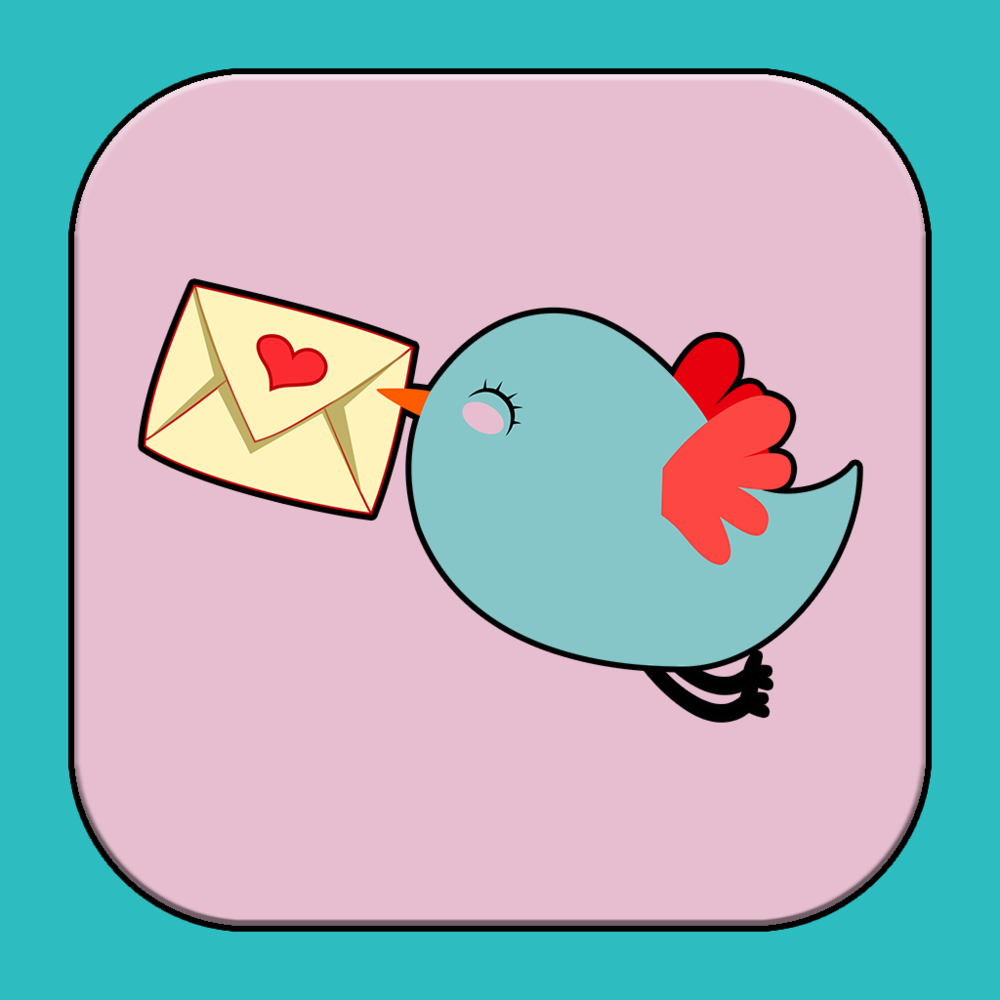 Sticker Fun with Love Icon - 1024x1024.png