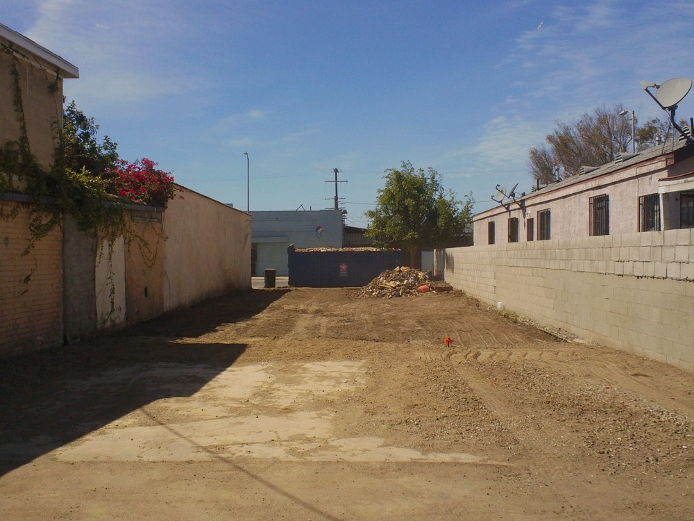 Property Aquisition, Demolition, and Design  Now in Progress...