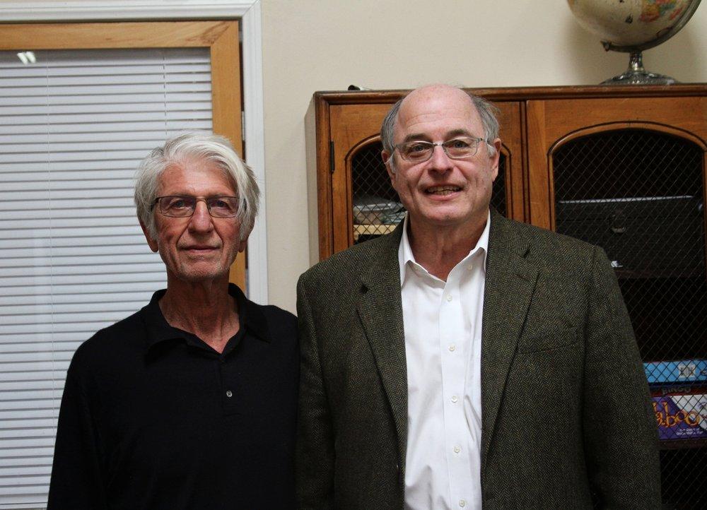 Gary Wilson and David Ripps