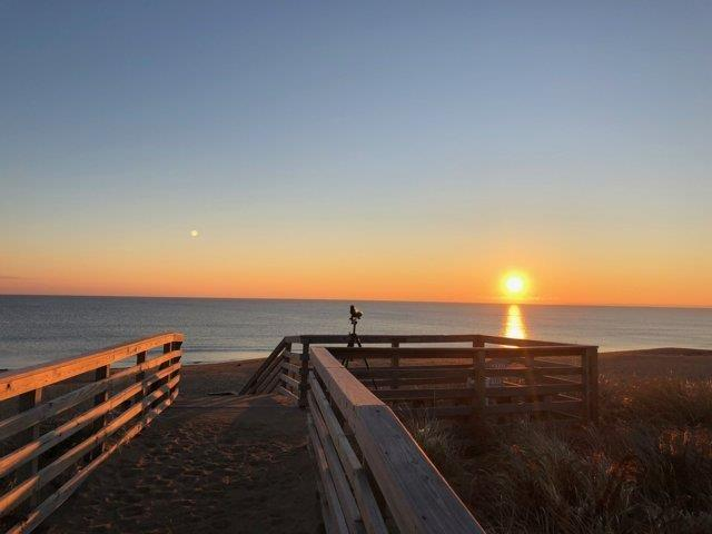Plum Island Sunrise