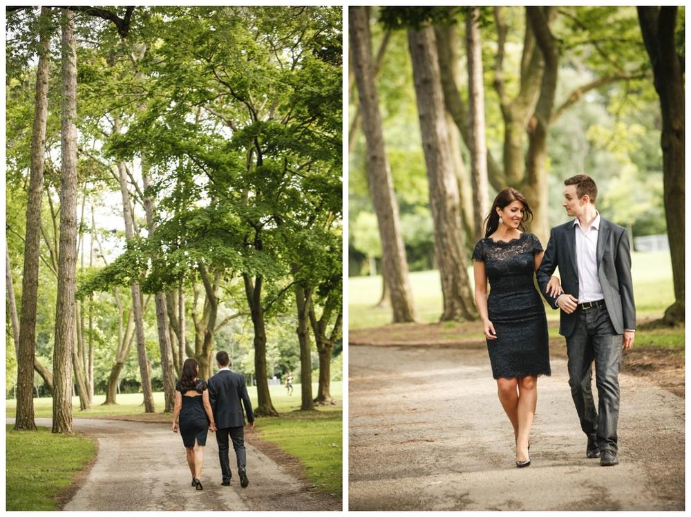 High Park Engagement Photos