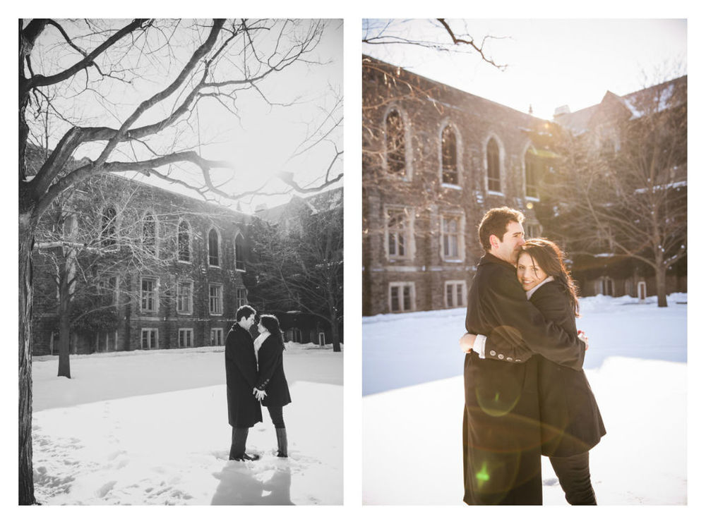 Winter Engagement session_0058