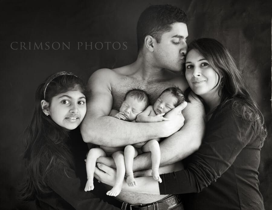 Oakville and Mississauga newborn photographer_7