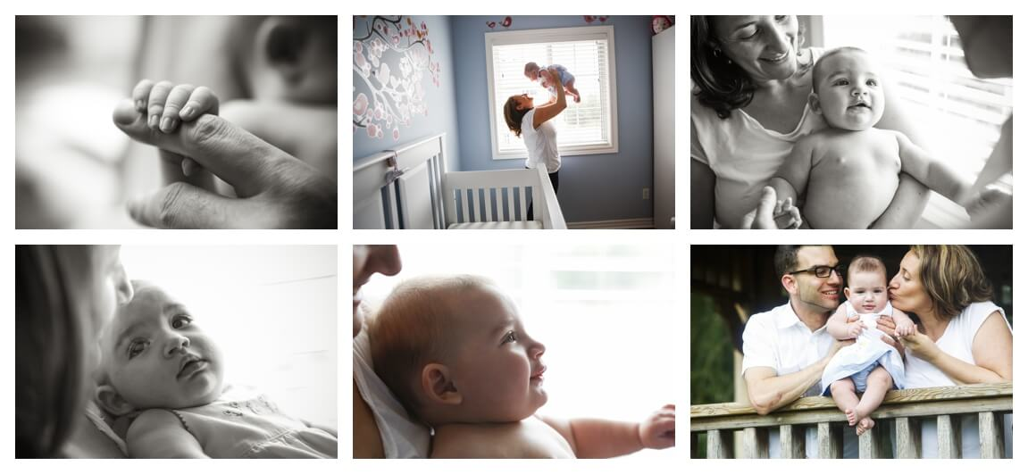 Oakville newborn photographer