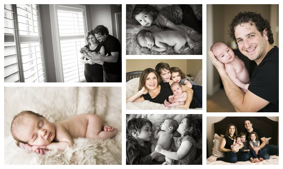 Burlington newborn photos