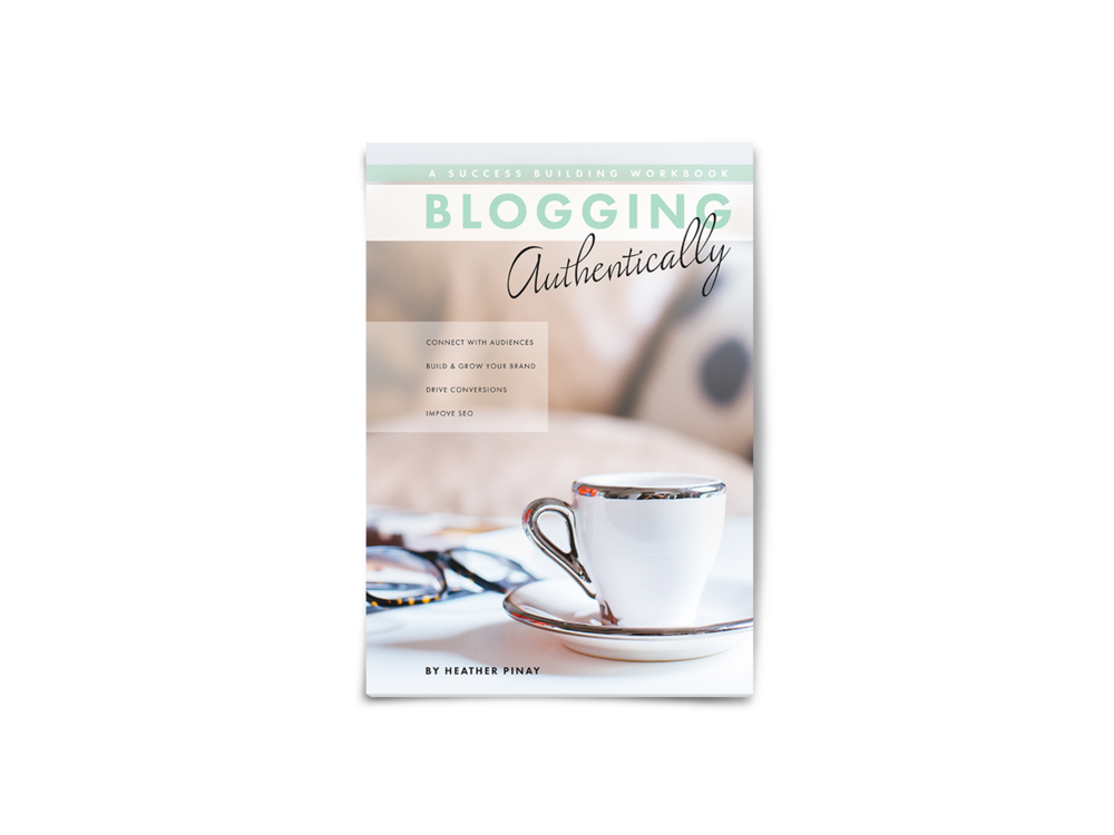 Blogging Authentically