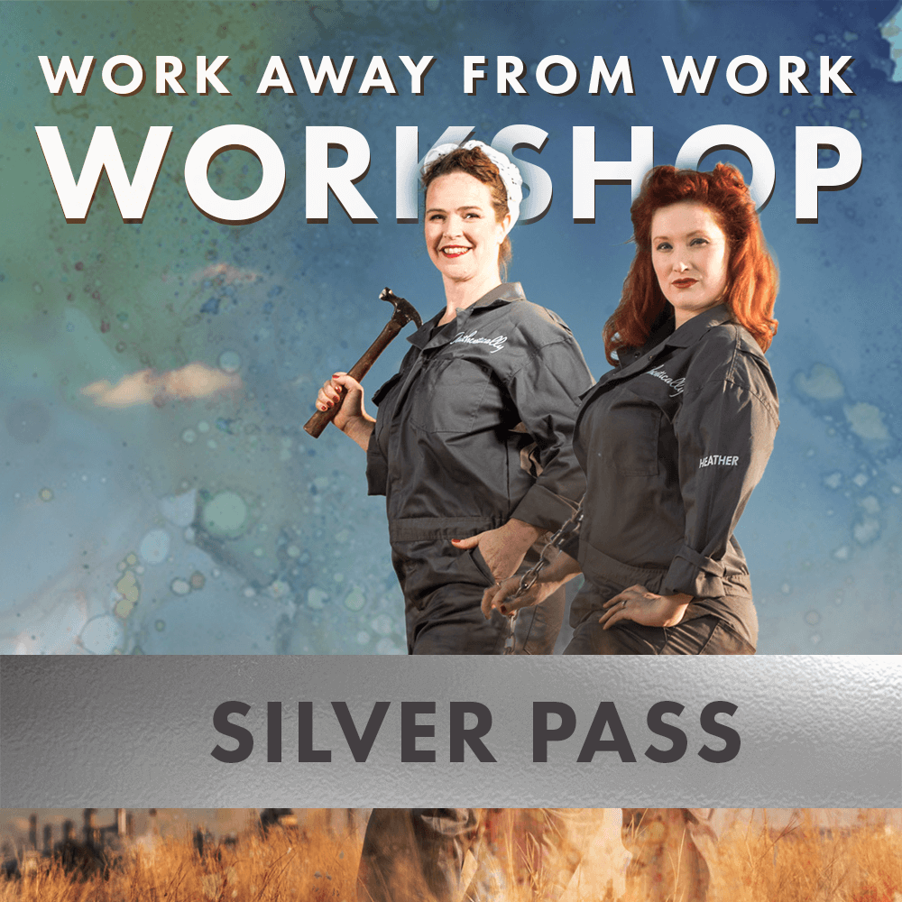 Silver Pass - Work Away from Work Workshops in Regina with Authentically