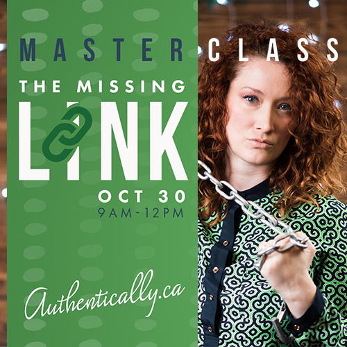 The Missing Link Masterclass