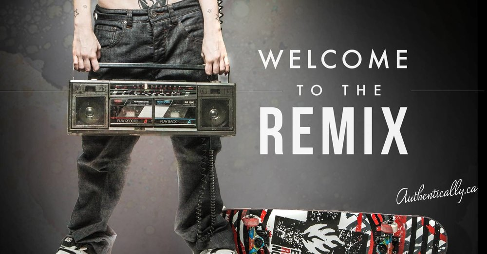 Welcome to the Remix