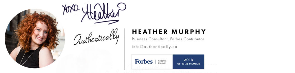Heather Murphy Authentically
