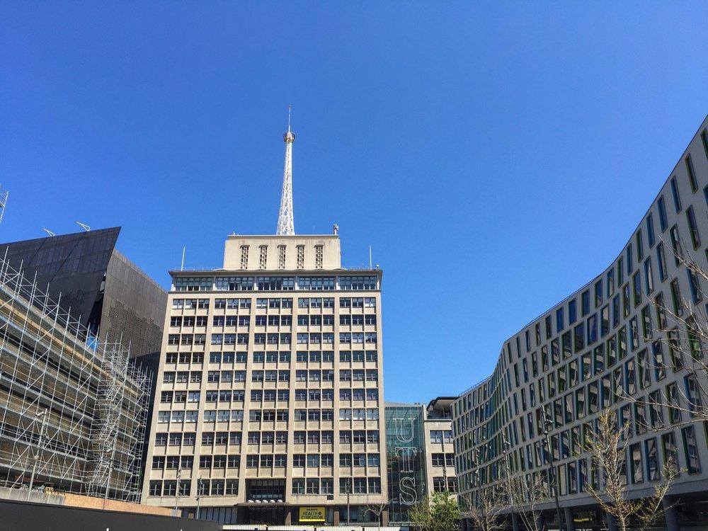 67. UTS skyline