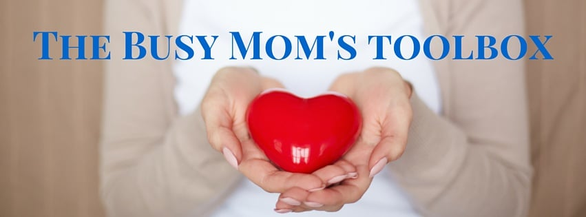 Click here to visit The Busy Mom's Toolbox on Facebook - listen to the interview below