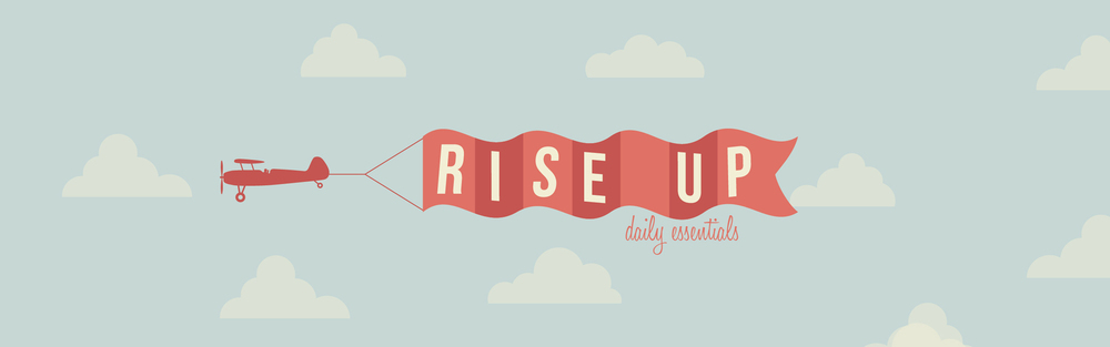 Rise Up and Become!
