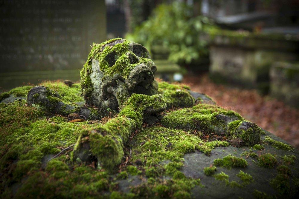 Final resting place, Belgium