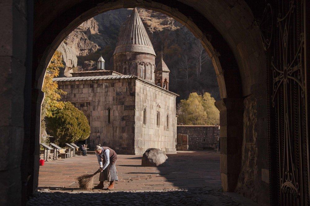 Norovank Monastery, Armenia