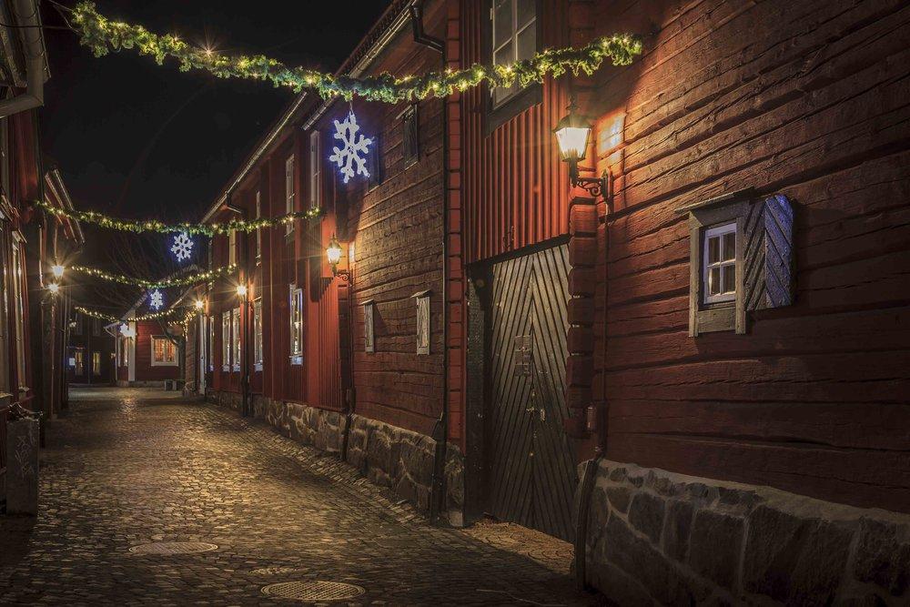 Västerås at Christmas