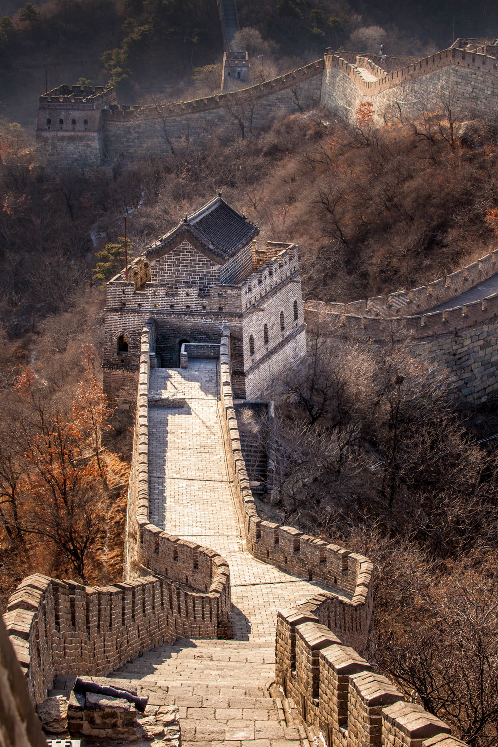Great Wall, indeed